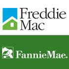 Fannie Mae and Freddie Mac logos